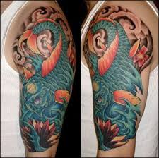 all new tattoo japanese tattoos style especially koi fish tattoo