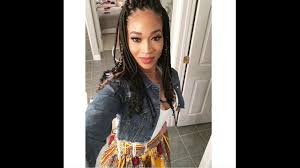 mimi faust hairstyles mimifaust makeover new hairdo for mimi natural looking faux locs