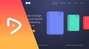 sell books website design using sketch app youtube