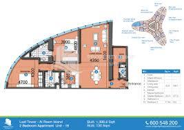 8 unit apartment floor plans floor plan leaf tower al reem island u2013 al reem island
