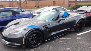 2nd corvette corvette delivery dispatch with national corvette seller mike