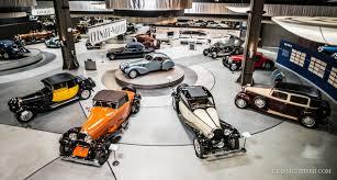 art deco dreams come true at the mullin automotive museum