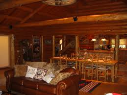 Beautiful Log Home Interiors House Of Transfiguration Wyoming Log Home Remodel By Chimenti