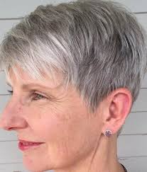 hairstyle for women over 50 with long nose 15 short hairstyles for women over 50 hairstyles for older women