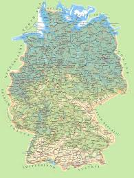map germany germany maps maps of germany