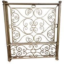wrought iron king canopy bed alabama furniture