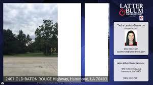 2407 old baton rouge highway hammond la 70403 youtube 2407 old baton rouge highway hammond la 70403
