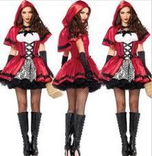 Buffy Costume Halloween Red Riding Hood Halloween Costume Halloween