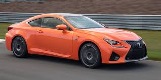lexus rc f meaning forged from the track up the 2017 lexus rc f answers the call of