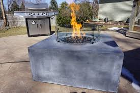 glass rocks for fire pit fire pit awesome design concrete fire pits custom design outdoor