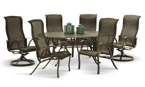 san tropez 7 piece patio set by direct designs hom furniture