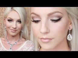 bridal makeup tutorial bridal makeup tutorial collab w alexandrea garza beautylishy