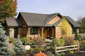 plans for retirement cabin plan 12913kn vaulted living room and master suite retirement