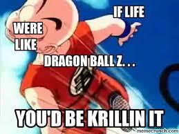 Krillin Meme - it