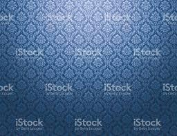 blue pattern background blue damask pattern background stock vector art 660678274 istock