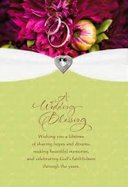 blessings for weddings wedding blessing religious wedding card greeting cards hallmark