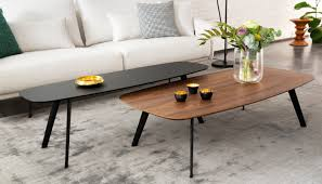 Sofa Table In Living Room Solapa Small Rectangular Coffee Table Coffee Tables Tables