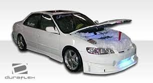honda accord bumper cover honda accord 4dr duraflex buddy front bumper cover 1 101980