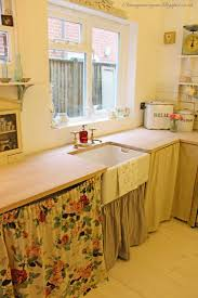 Curtains For Cupboard Doors Blue Kitchen Countertops Tags Awesome Blue Kitchen Ideas