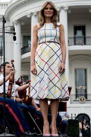 Fashion Design Schools In Florida Melania Trump First Lady Wardrobe Fashion Pr Backlash