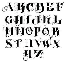 letter fonts fonts word fonts generator