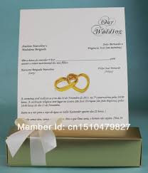 Scroll Invitation Aliexpress Com Buy Hi2052 Royal Golden Scroll Wedding Invitation