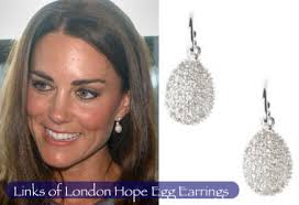 earrings kate middleton another great pair of earrings worn by kate the egg