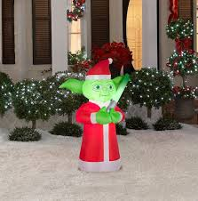inflatable outdoor christmas decorations walmart nifty 3183138d46