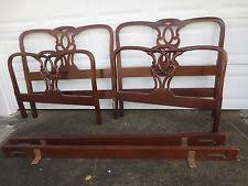 Antique Twin Headboards by Pair Twin Beds Ebay