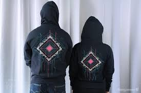 hyper light drifter core hoodie fangamer