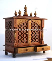 wooden pooja room furniture buy study room furniture tea room
