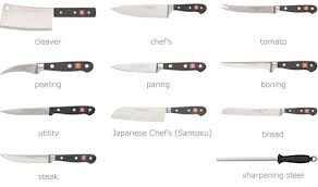 kitchen knives types best boning knife a friend for filleting on the gas
