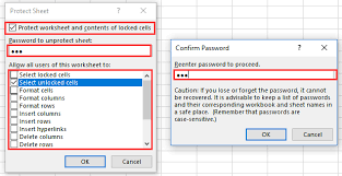how to limit access to a range of cells in excel