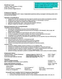 Mba Finance Experience Resume Samples by Mba Marketing Resume Marketing Resume Format Template 9 Free