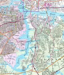 Map Of Norfolk Virginia by Interstate Guide Interstate 464 Virginia
