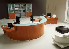 Circular Reception Desk by Round Reception Desk Hostgarcia