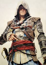 Reddit Assassins Creed Black Flag Edward Kenway Assassin U0027s Creed Black Flag By Daviddiaspr On