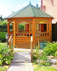 Easy Diy Garden Gazebo by 35 Gazebo Designs Picture Gallery Designing Idea