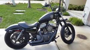 harley nightster motorcycles for sale in california