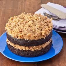 german chocolate fudge cake gluten free