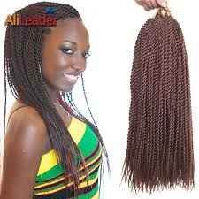 ombre senegalese twists braiding hair ombre senegalese twist hair synthetic braiding hair 18inch 75g