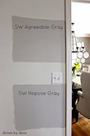 Sherwin Williams Most Popular Colors Best 25 Sherwin Williams Agreeable Gray Ideas On Pinterest