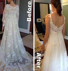 wedding dress restoration transcend decades and the rack dresses with mischelle