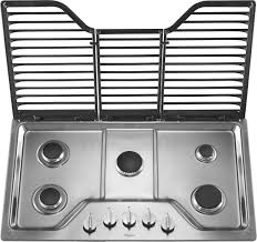 Whirlpool Induction Cooktop 36 Wcg97us6ds Whirlpool 36