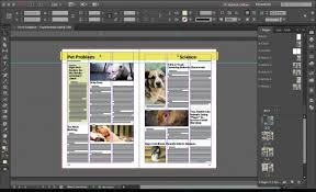 best 25 indesign newspaper template writing portfolio cover letter