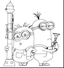 download coloring pages minion nice minions free 92 cool printable