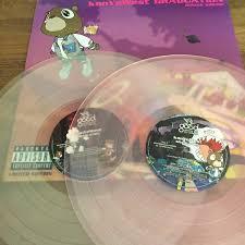 kanye west graduation vinyl lp album at discogs