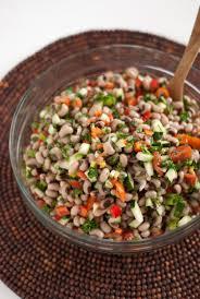 black eyed pea salad saladu ñebbe