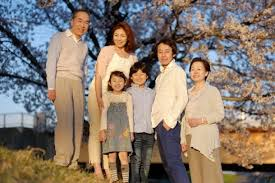 7 thoughts of japanese family