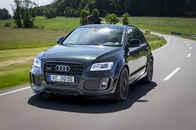 Audi Q5 Facelift - audi sq5 chiptuning from abt sportsline